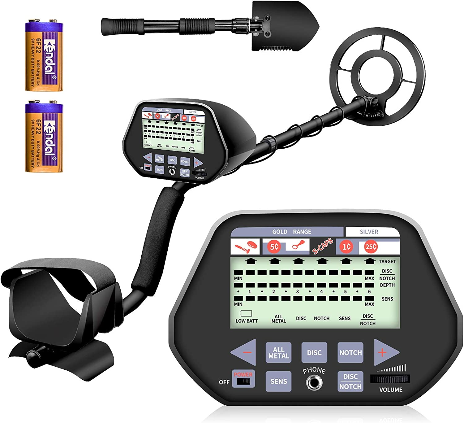 52% Off Coupon – Junior Youth Metal Detector