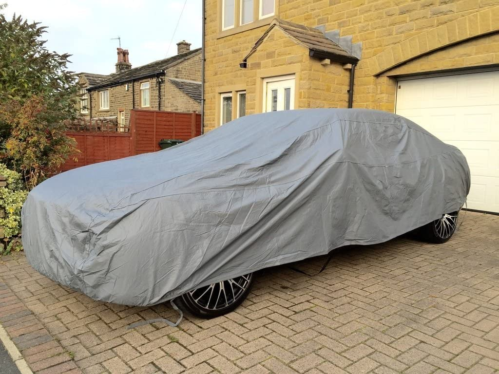 QUALITY WATERPROOF CAR COVER 2005on PORSCHE CAYMAN HEAVY DUTY COTTON LINED L