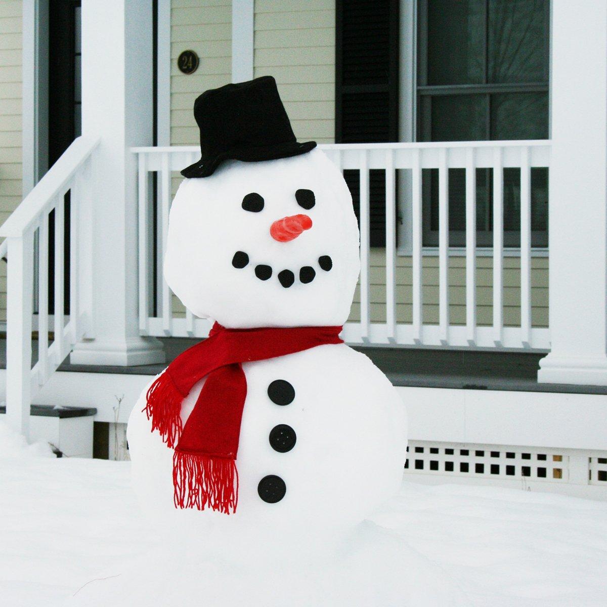 amazon com my very own snowman kit toys u0026 games