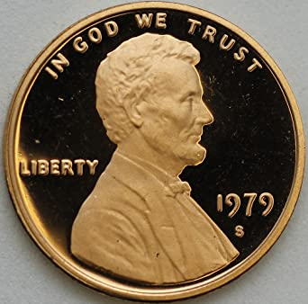 1979-S Type 2 Proof Lincoln Cent (Penny)