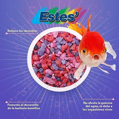 Amazon.com : Spectrastone Berry Lake Aquarium Gravel for Freshwater Aquariums, 5-Pound Bag : Aquarium Decor Gravel : Pet Supplies