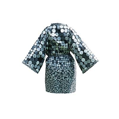 Articreation Belgique Kimono peignoir de bain gris