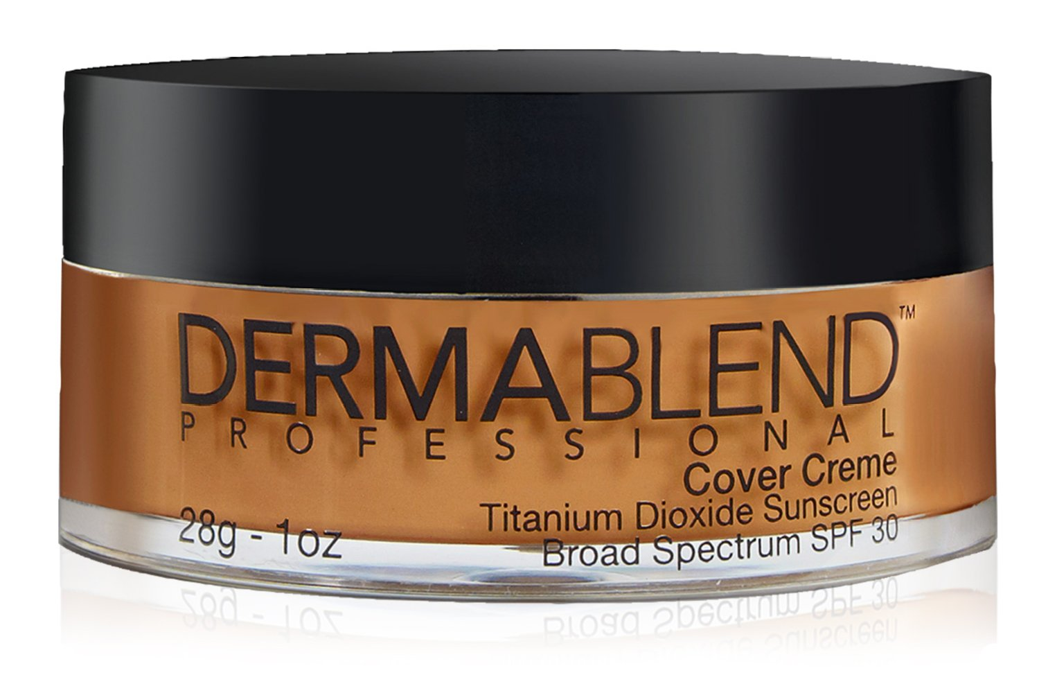 Dermablend Cover Creme Spf 30 Yellow Beige Chroma 1 1/2 S0701301