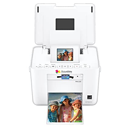 amazon com epson picturemate charm photo printer c11ca56203 rh amazon com Epson PictureMate Compact Photo Printer Epson PictureMate Compact Photo Printer