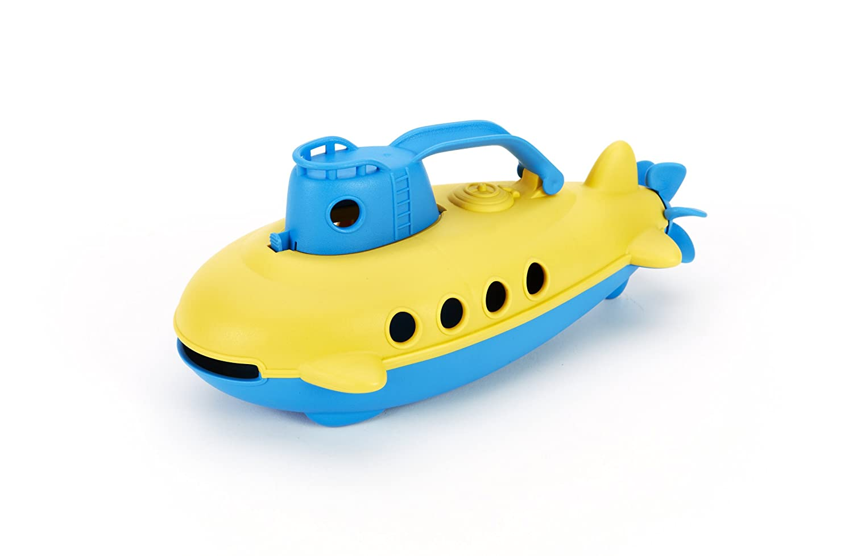 Amazon.com: Green Toys Submarine - BPA, Phthalate Free Blue ...