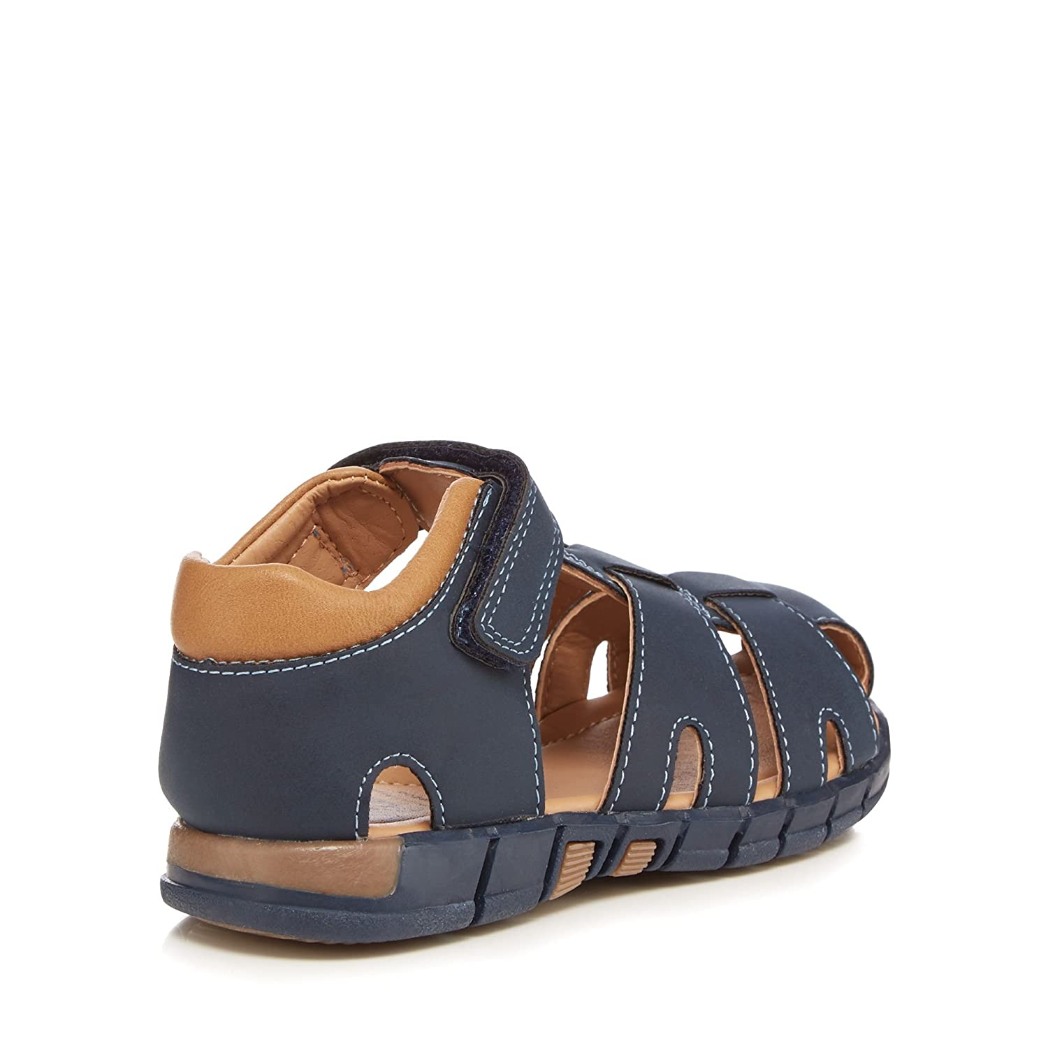 3b4994da493 bluezoo Kids Boys  Navy Fisherman Sandals 6 Younger  Amazon.co.uk  Shoes    Bags