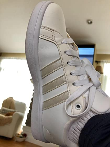 adidas Women's Cloudfoam Advantage Cl Sneaker These are fake.