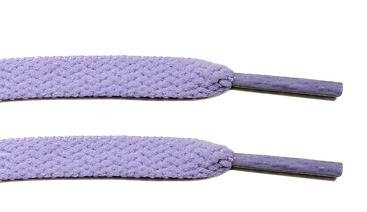 All Lengths Lavender FLAT Athletic Shoelace Laces 1 Pair Made in the USA!