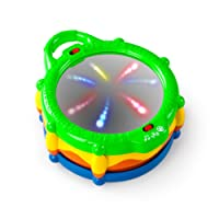 Bright Starts Juguete Educativo y de Estimulación Temprana Light & Learn Drum
