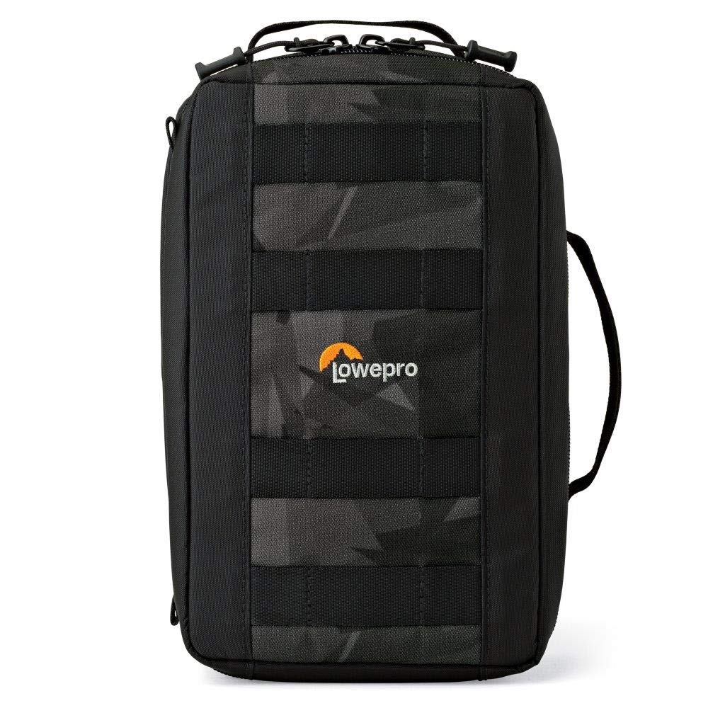 Lowepro ViewPoint CS 80 - A Soft-Sided Protective Case for DJI Spark, 360 Fly or 3 GoPro Action Cameras