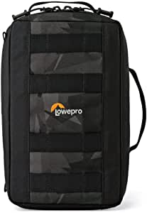 Lowepro Case Slim Protective Lowepro VIEWPOINT CS 80. Pack up to Three Complete Action Video Camera Kits in The Protective and Portable ViewPoint 80 case, Black (LP36913-PWW)