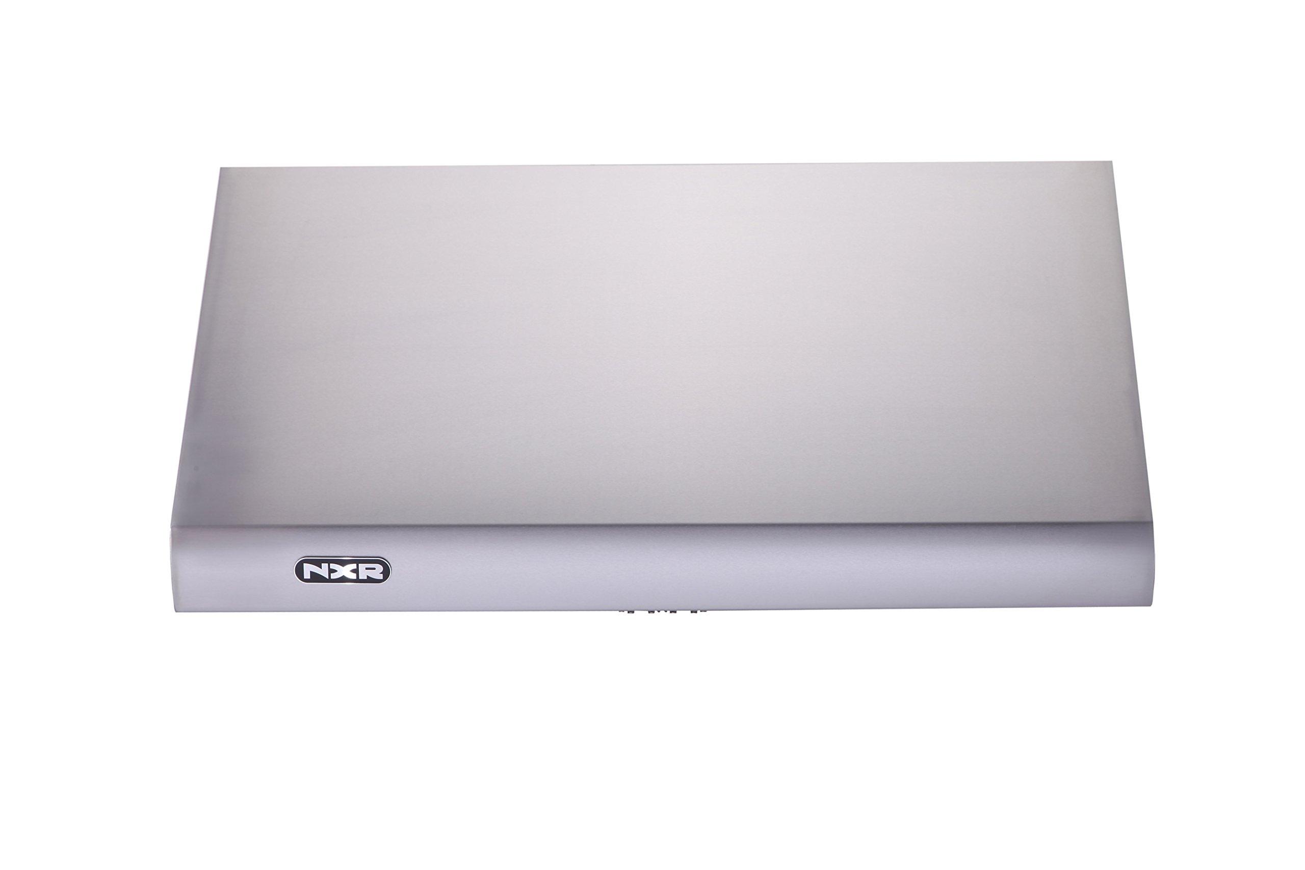 NXR NXR-RH4801 Professional Range Hood, 48'', Stainless Steel