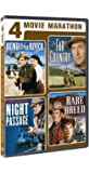 4-Movie Marathon: James Stewart (Bend of the River / The Far Country / Night Passage / The Rare Breed)