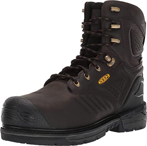 7. KEEN Utility - CSA Philadelphia Waterproof Safety Toe Construction Boot