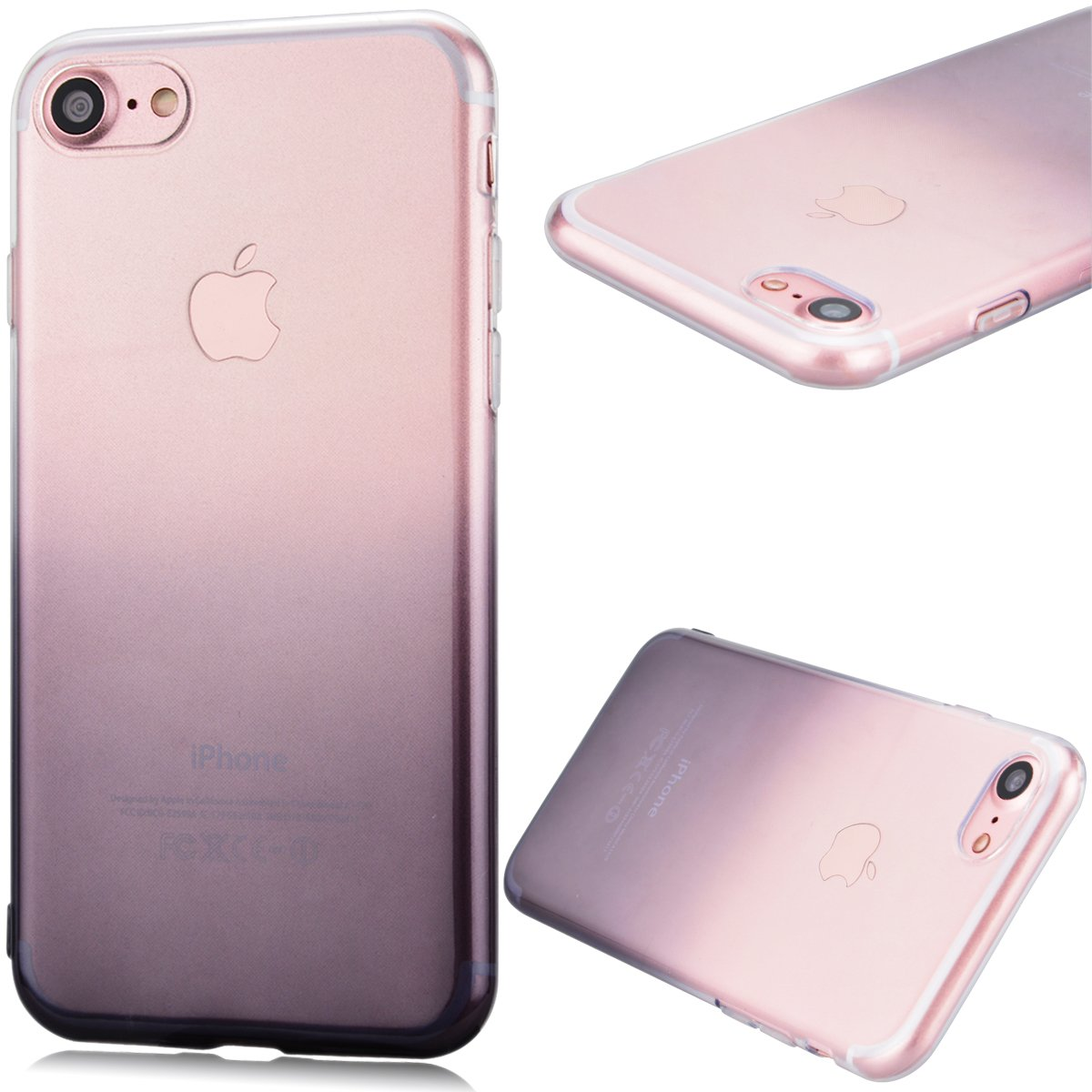 coque iphone 7 dessin rose