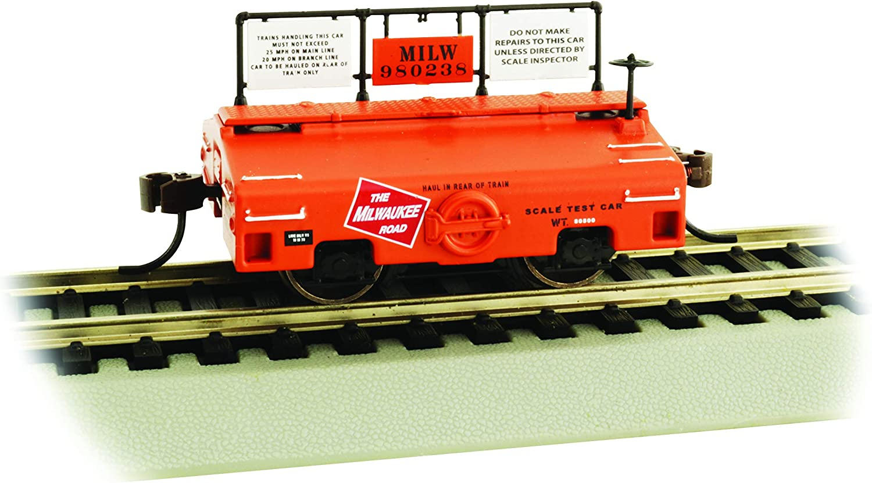Bachmann Trains HO Scale Test Weight Car Milwaukee Road #980238