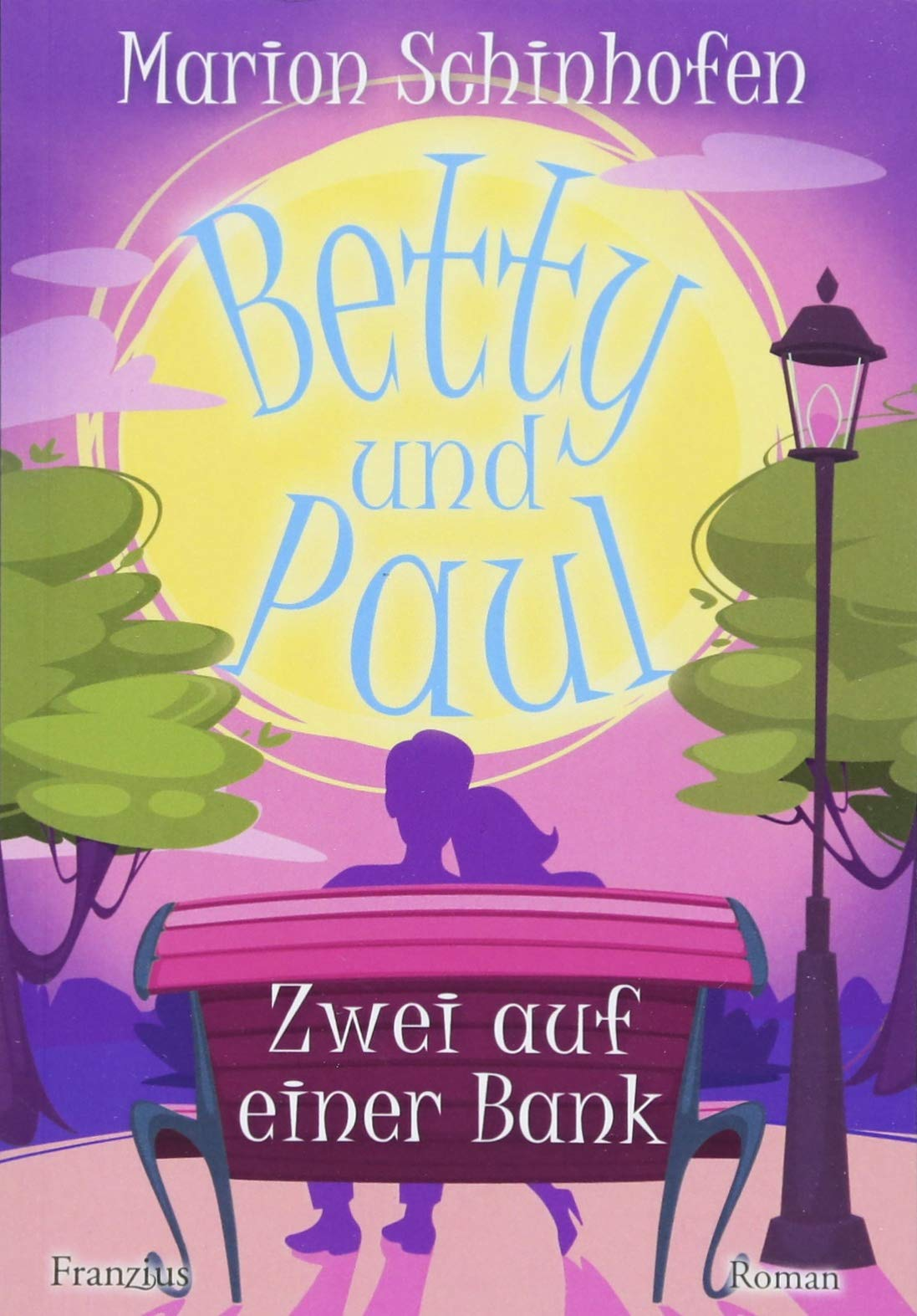 Betty und Paul: Zwei auf einer Bank
