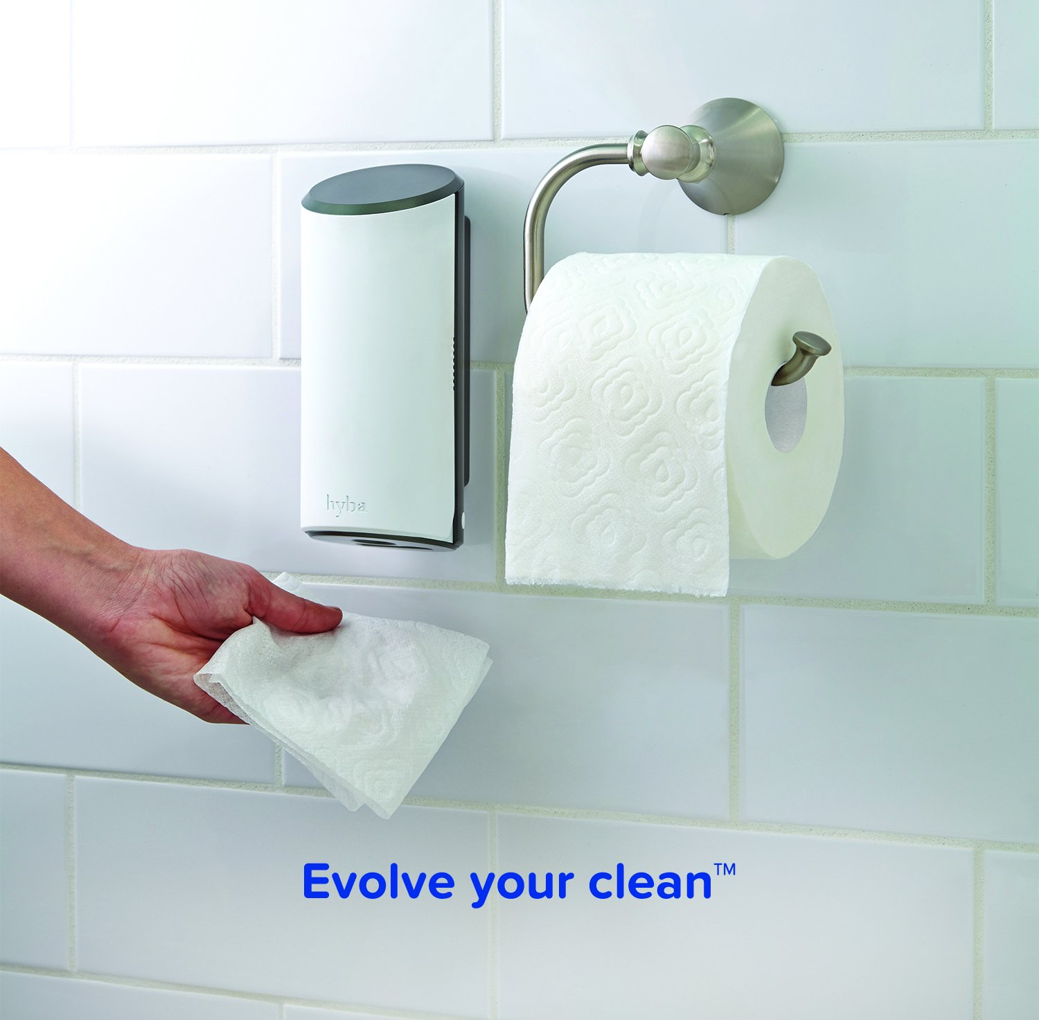 Amazon Hyba Personal Cleansing System Spritz Safe Toilet Paper