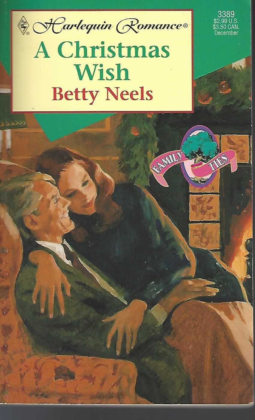 Christmas Wish Best Betty Neels product image