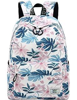Amazon.com: Mygreen Mochila escolar con estampado de lindos ...