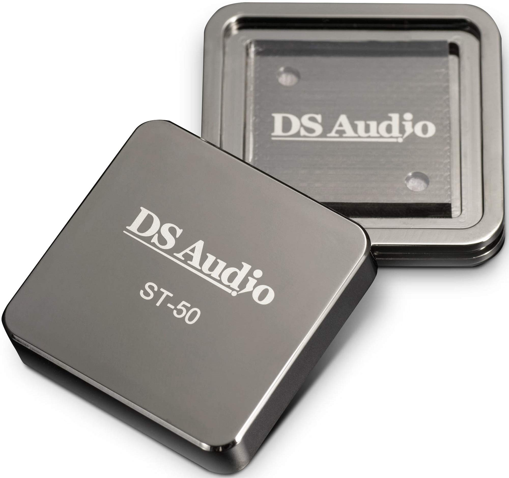 DS Audio ST-50 Drop-in Micro-Dust/Cleaning-Gel Stylus Cleaner by DS Audio