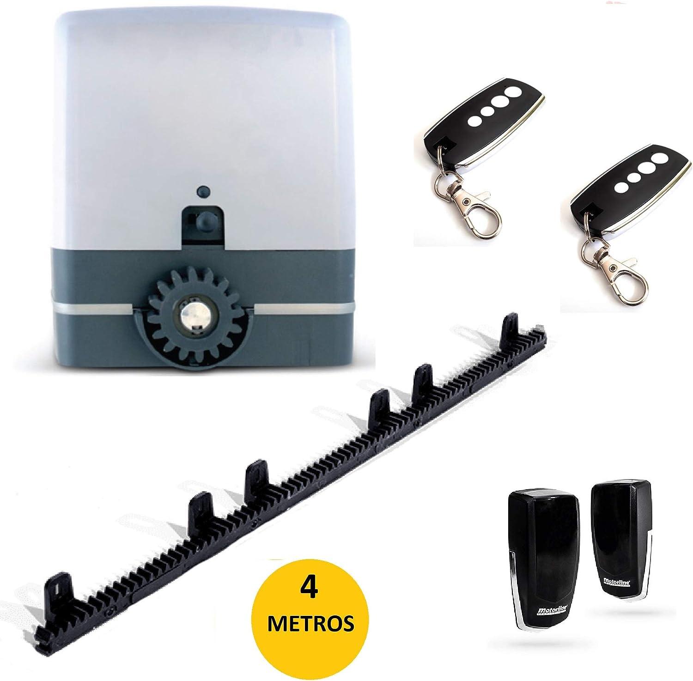 Kit motorización puerta de garaje Simply 600 kg