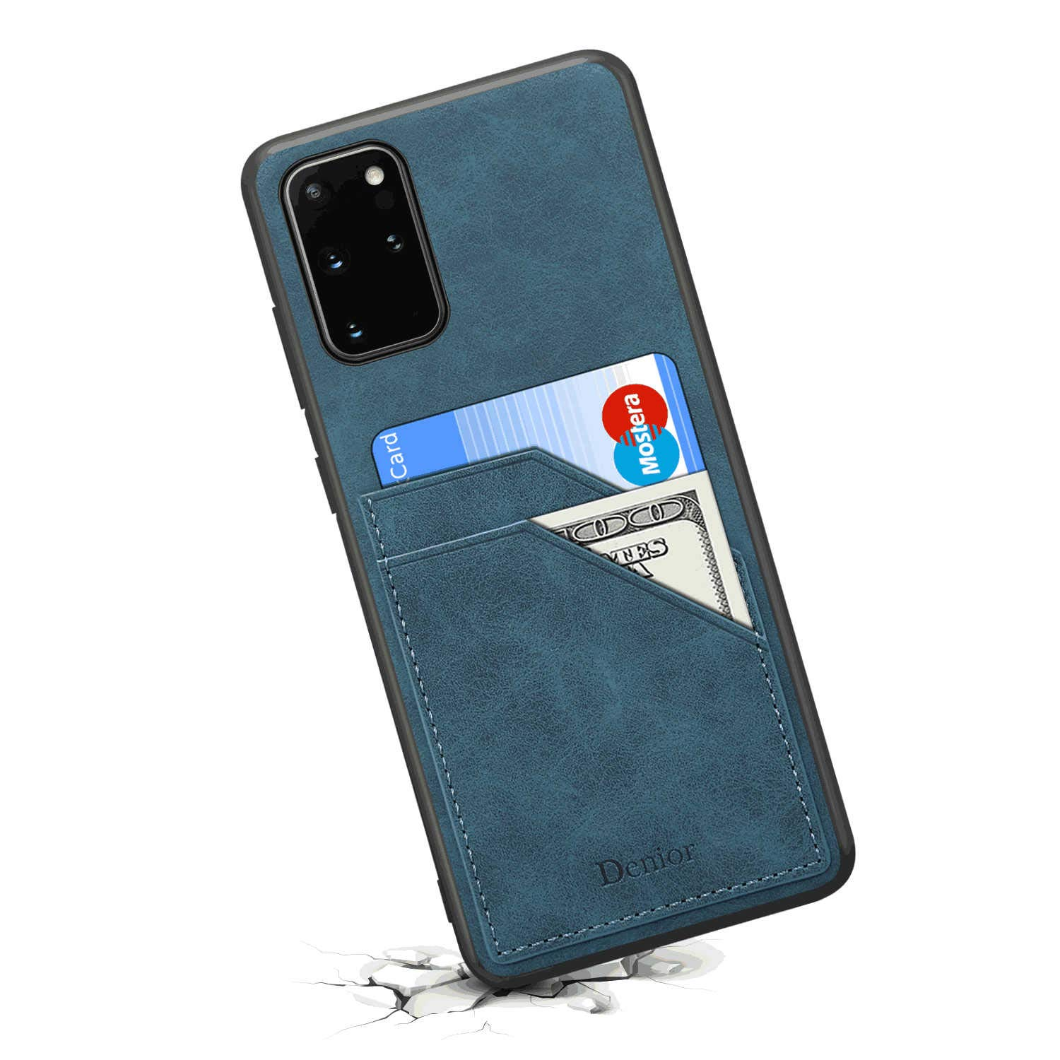 Stylish Cover Compatible with iPhone 11 Pro Max red Leather Flip Case Wallet for iPhone 11 Pro Max