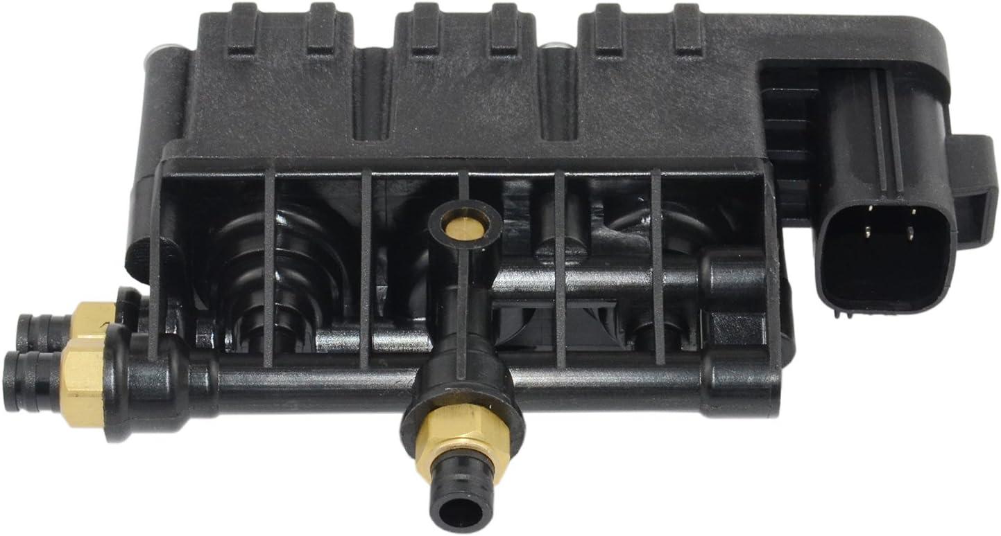 Rear Air Suspension Transfer Relief Valve Fit For Range Rover Sport LR3 LR4 RVH000055