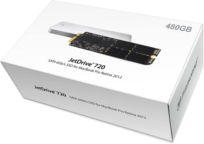 Transcend JetDrive 720 - Kit de Disco Duro sólido Interno SSD 480 ...