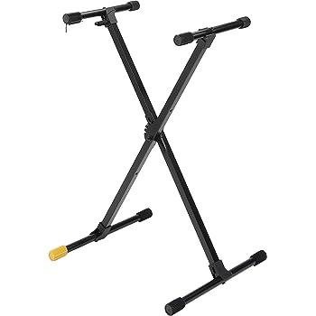 Amazon Com Hercules Ks120b Ez Lok Double Key Stand