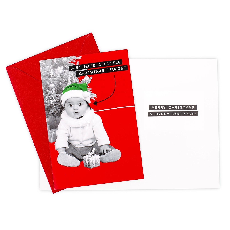 Amazon.com : Hallmark Shoebox Christmas Boxed Cards Assortment ...