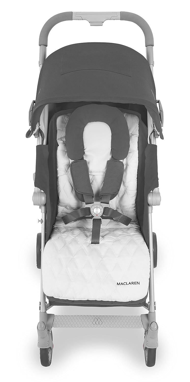 Maclaren Techno XLR - Silla de paseo, color charcoal y gris: Amazon.es: Bebé