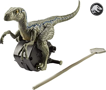 Jurassic World Fallen Kingdom Mattel Owen /& Motorcycle Rip Run Dinos