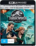 Jurassic World - Fallen Kingdom (4K Ultra HD + Blu-ray + Digital)