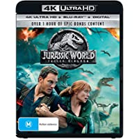 Jurassic World - Fallen Kingdom (4K Ultra HD)