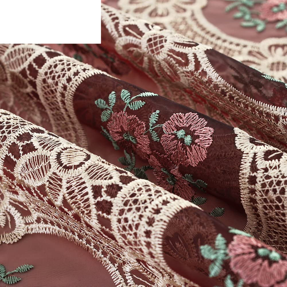 Chang small circular table cloth/European garden fabric rectangle table cloth and lace table cloth/table cloth/[A few small round drape]/cover towels-C 90x90cm(35x35inch)