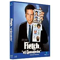 """Fletch, """"el camaleón"""" - Edición Molona [Blu-ray]"""