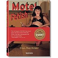 Motel Fetish: RC (Reversable cover)