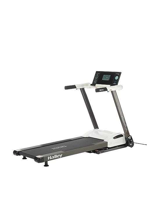 Halley Fitness Cinta De Correr Homerun 3.0: Amazon.es: Deportes y ...