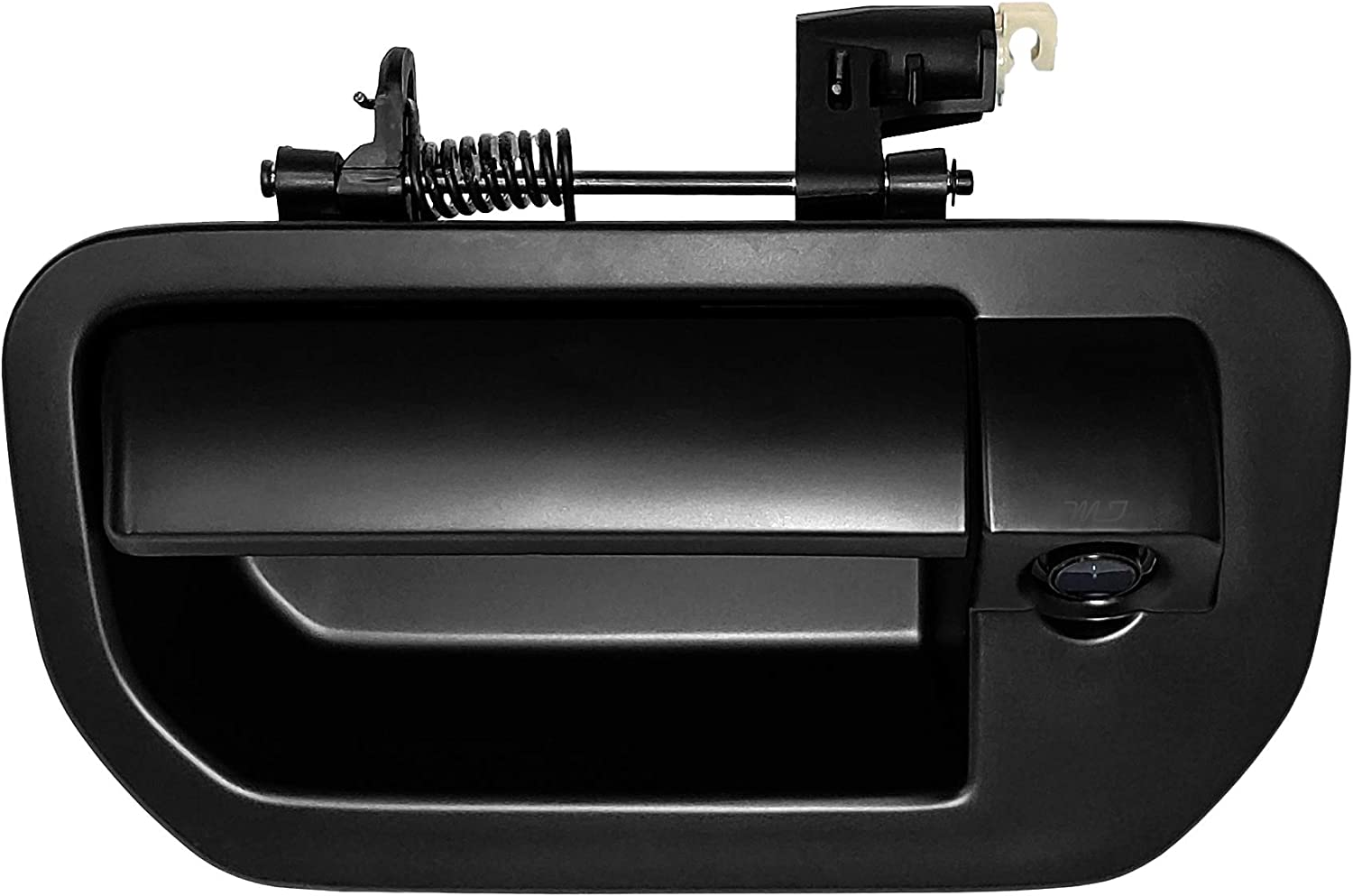 Master Tailgaters Black Tailgate Handle with Backup Camera Replacement for Honda Ridgeline 2006-2014