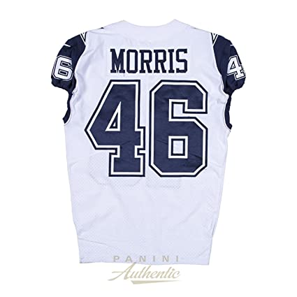 "bfe29002afe Alfred Morris Game Worn Dallas Cowboys Color Rush"" Jersey/Pant Set  From 12/"