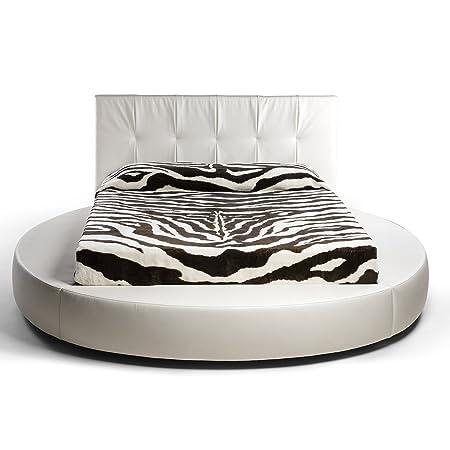 Goldflex - Letto Contenitore ROTONDO Mod. Bed Round ...