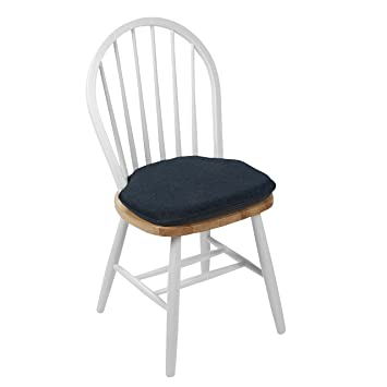 Omega Windsor Chair Cushion, Set Of 2, Indigo