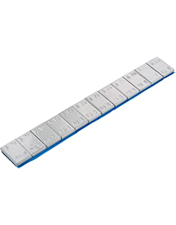 100x Contrapesos adhesivos plata Tipo397 60g | Contrapesos adhesivos para llantas de aluminio, Pesos de