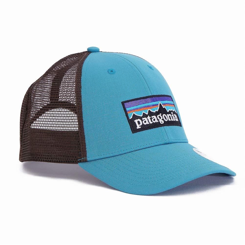 Patagonia P-6 Logo LoPro Trucker Hat Gorra, Unisex Adulto, Azul ...