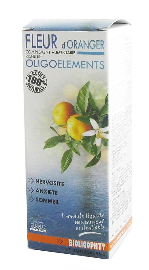 Bioligophyt Fleur D Oranger Amazon Fr Hygiene Et Soins Du Corps