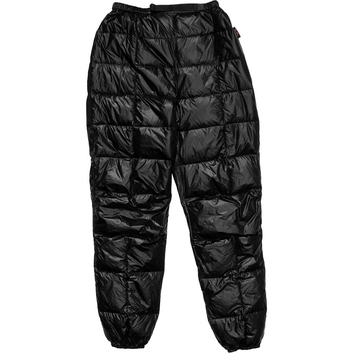 Western Mountaineering Flash Down Pant - Men's Black, L by Western Mountaineering
