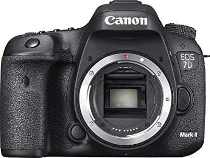 Canon EOS 7D Mark II Digital SLR Camera (Body Only) International Version  (No Warranty)