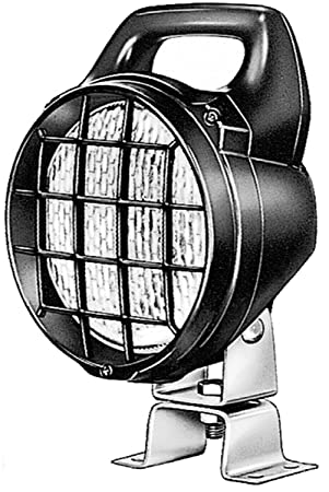 Amazon Com Hella H15470001 12v H3 Matador Work Lamp With Grille And