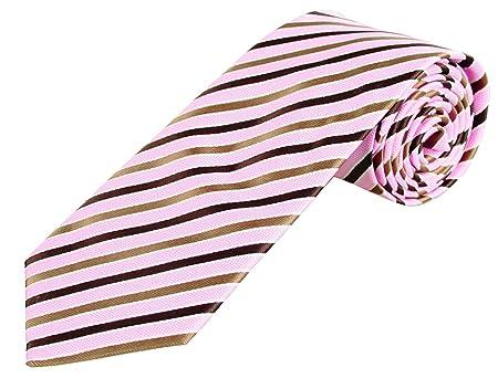 DealMux Square Pattern Pre Tie Corbata Ajustable Corbata para ...